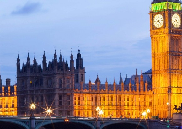 London - Westminster - Government